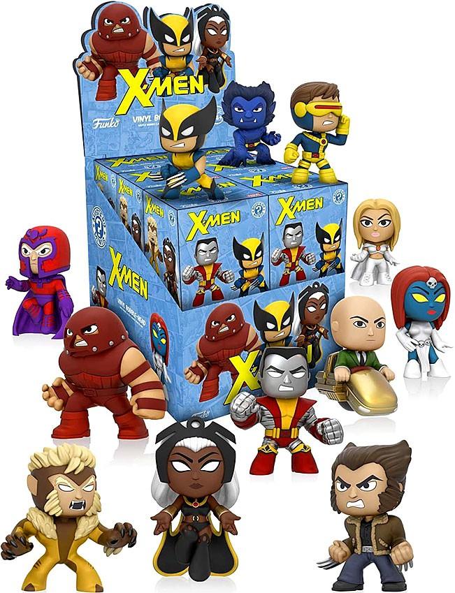Funko Marvel X-Men Mystery Minis Mystery Box [12 Packs] by Funko