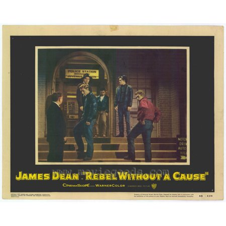 Rebel Without A Cause Poster Movie E Mini Promo