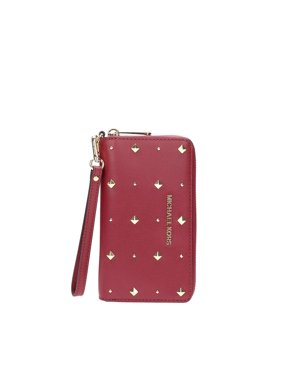 1f1262d72206 Product Image MICHAEL Michael Kors Jet Set Travel Zip Around Travel Wallet  ID Card Phone Holder