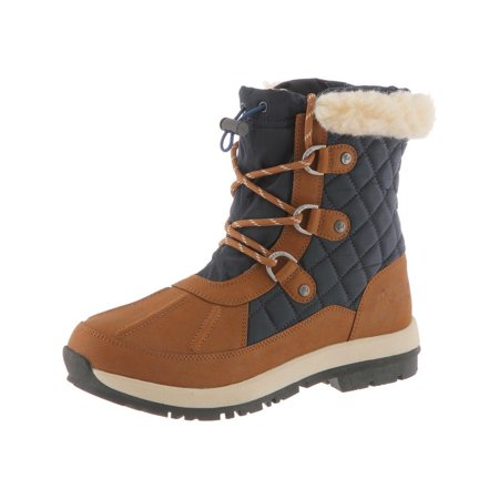 Bearpaw Women's Bethany Hickory Ankle-High Leather Hiking Boot - 7M