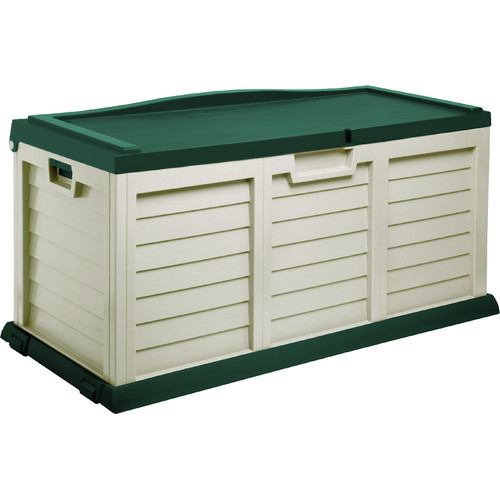 Starplast 103 Gallon Plastic Deck Box by Starplast