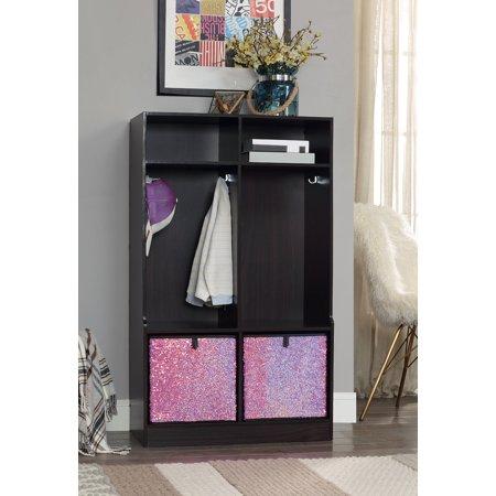 Sequin Drawer (Pink/Black), Set of 2 ()