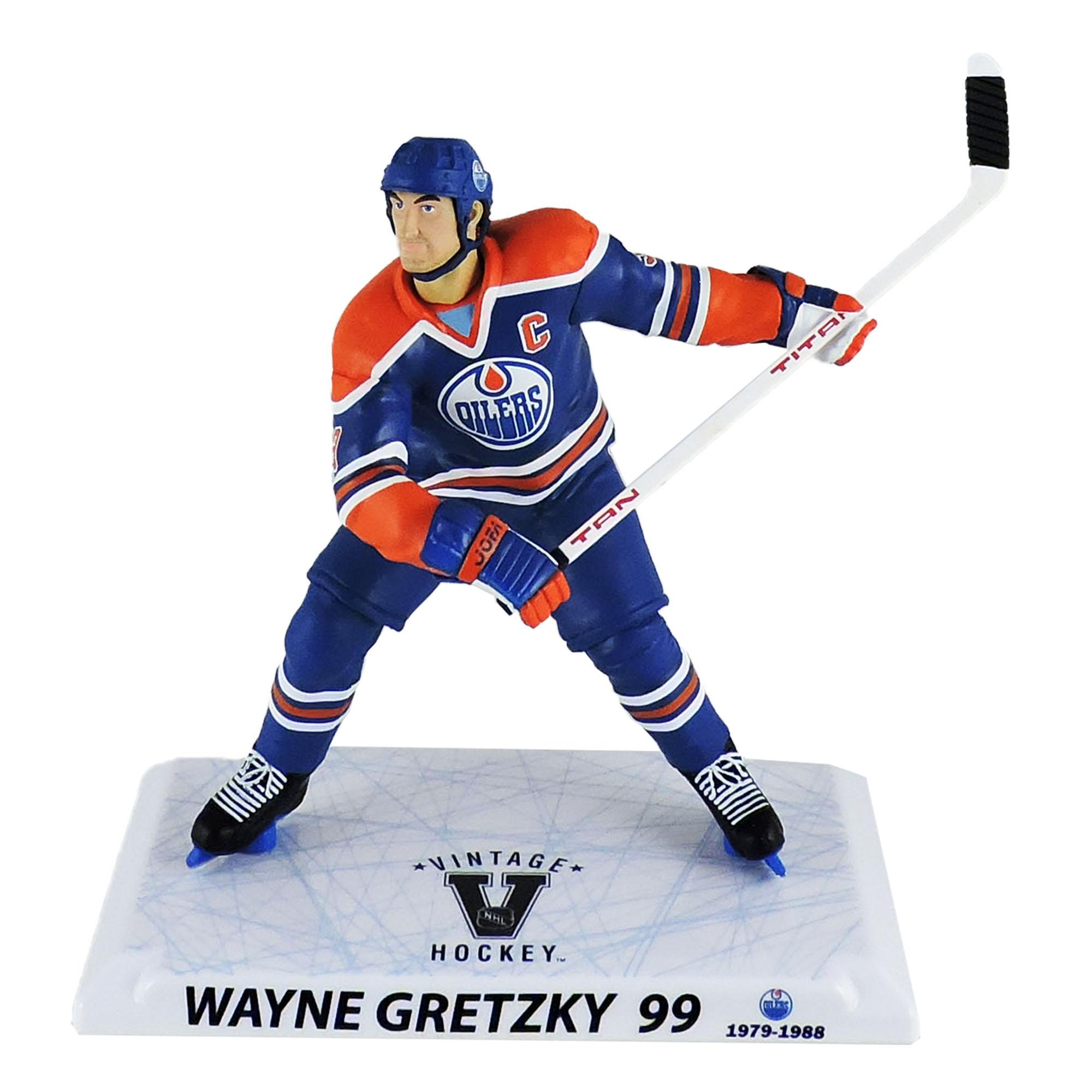 "Wayne Gretzky Edmonton Oilers Imports Dragon 6"" Player Replica Figurine - No Size"