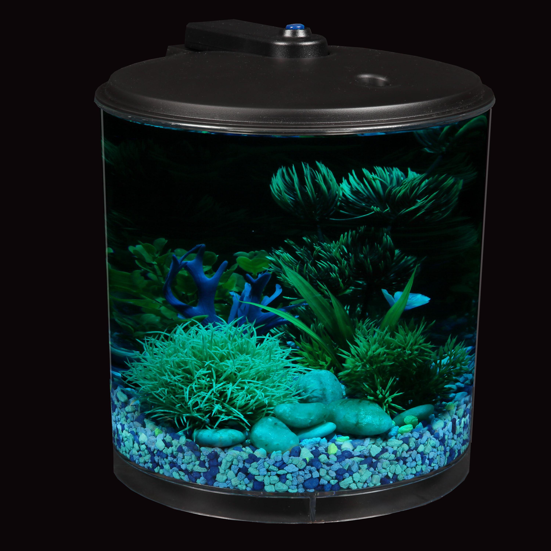 led supplies aqua pet on mini p smart for micmol aquarium lighting marine carousell