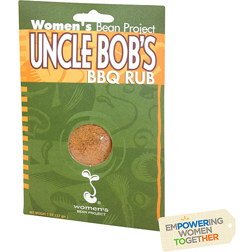 Women's Bean Project Uncle Bob's BBQ Rub, 2 oz