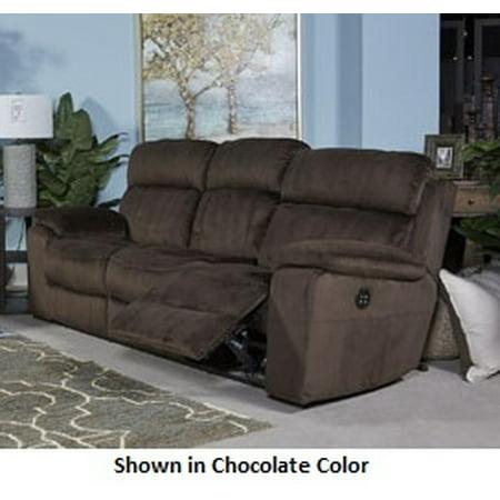 Uhland 6480415 88 6 Power Reclining Sofa With Adjustable