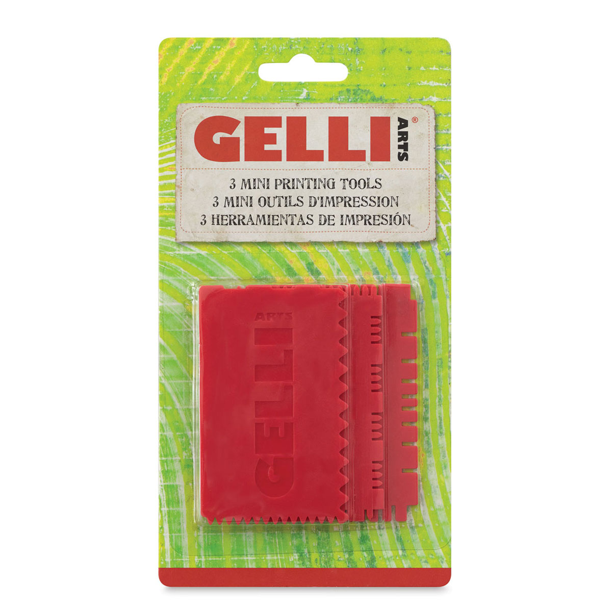 Gelli Arts Mini Printing Tools