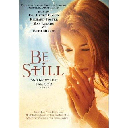 Be Still Movie Poster  11 X 17