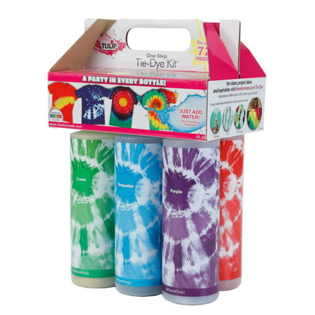 TULIP ONE-STEP TIE-DYE X-LARGE BLOCK PARTY KIT - Tie Dye Wedding