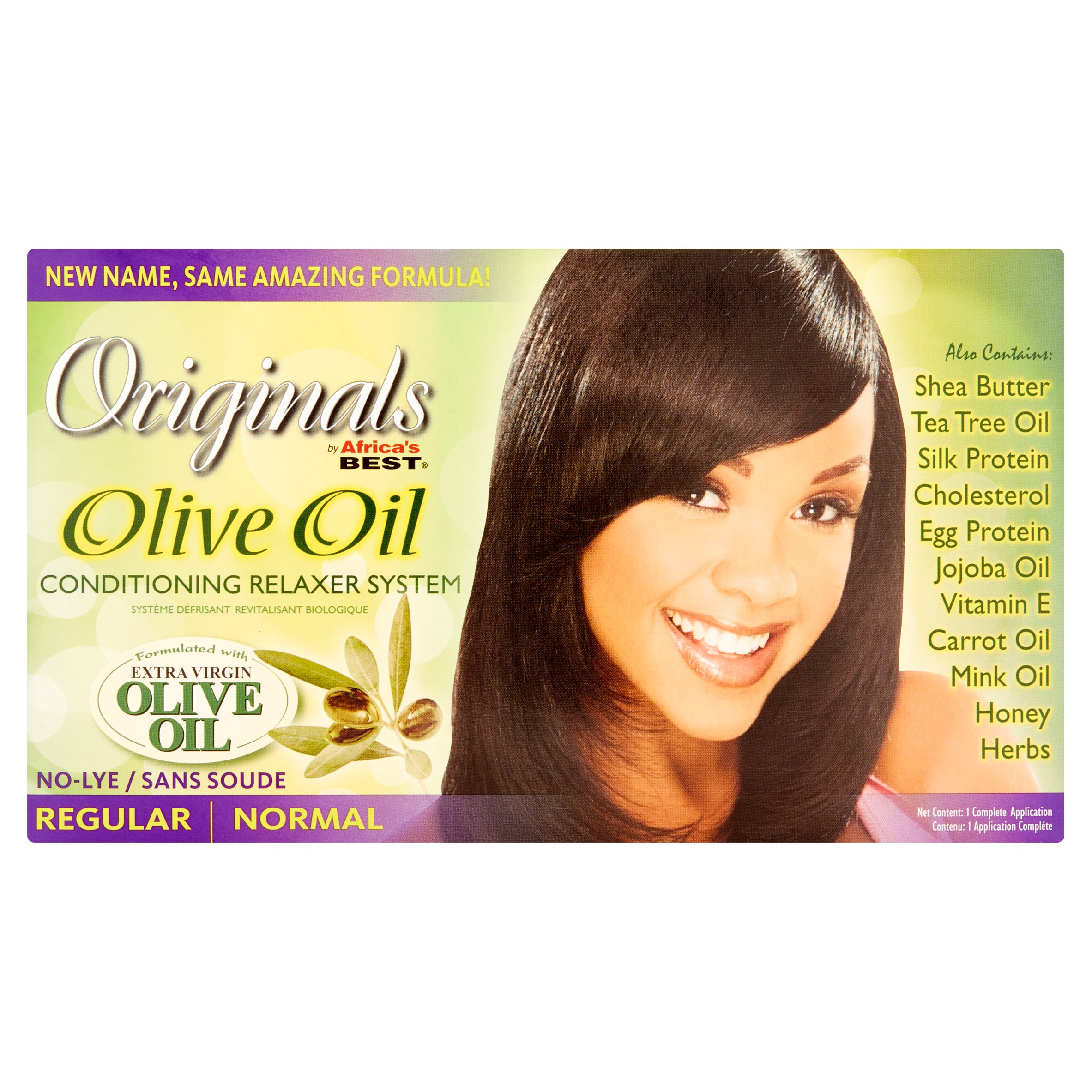 House of Cheatham Africas Best Originals Conditioning Relaxer System, 1 ea