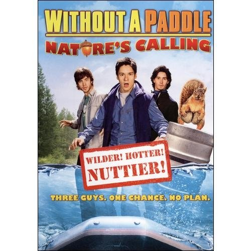 Without A Paddle: Nature's Calling (Widescreen)