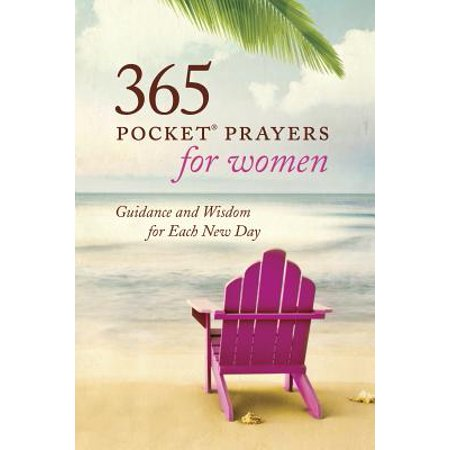 365 Pocket Prayers for Women : Guidance and Wisdom for Each New (Lovely Lady Dressed In Blue Prayer Card)