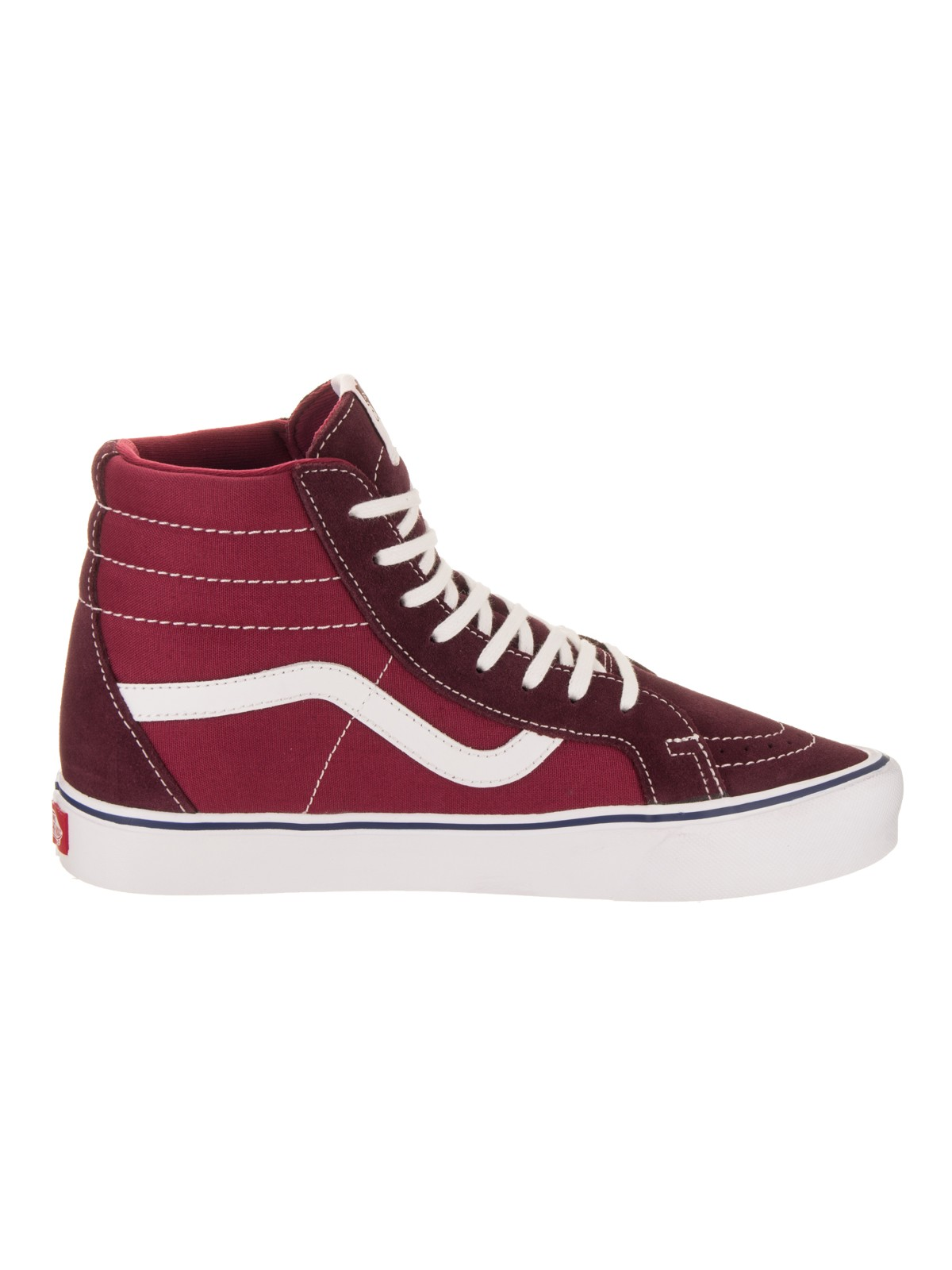Vans (Throwback) Unisex Sk8-Hi Reissue Li (Throwback) Vans Skate Shoe d4500b