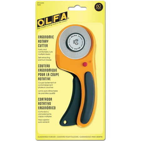 OLFA Deluxe Rotary Cutter 60mm-