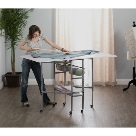 - Sew Ready Hobby and Fabric Cutting Table