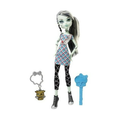 Monster High Classrooms Frankie Stein Doll Multi-Colored](Frankie On Monster High)