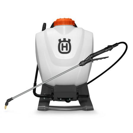 Genuine Husqvarna 596765901 Deluxe 4 Gallon Back Pack Sprayer