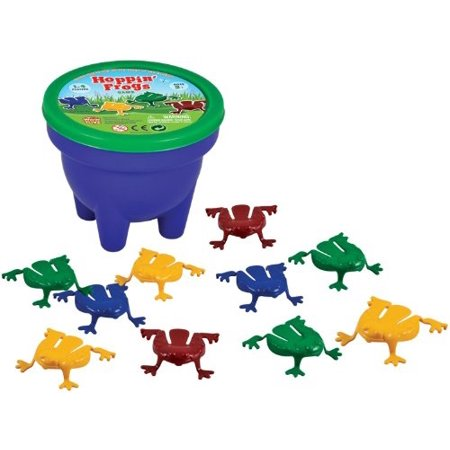 Flippin Frogs Game (WowToyz Hoppin' Frogs Game)