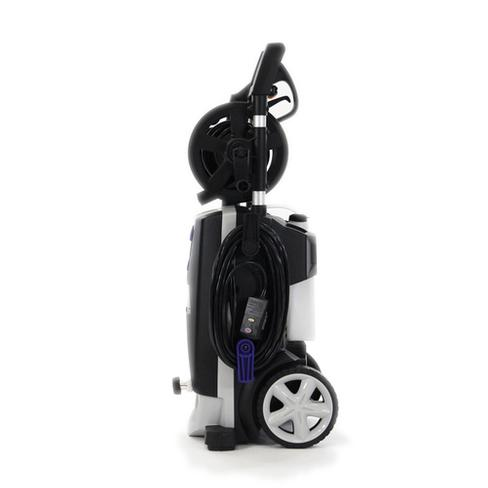 AR Blue Clean 2000 PSI Electric Pressure Washer, Spray Gun, Steel Lance  with QC coupler, 30 Foot High-Pressure Hose, 35 Foot Power Cord, 48 oz