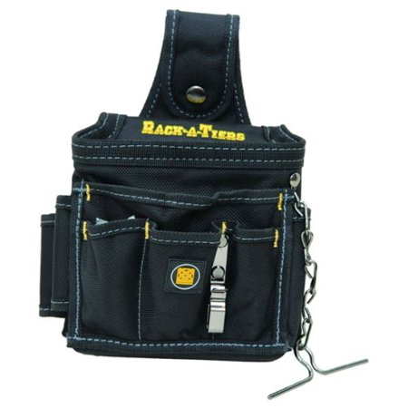 Rack-A-Tiers 43095 Butt Pouch Papa Grande Pocket Pro - Tool Pouch