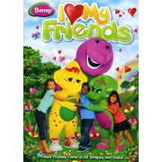 Barney: I Love My Friends by Trimark Home Video