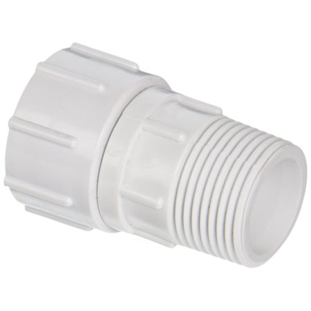 "Image of ""Orbit 3/4"""" Male Pipe Thread x Female Swivel Garden Hose to Pipe Fittings Adapter"""