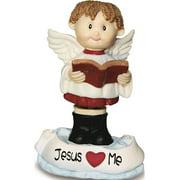 Angel Buddy Altar Boy Bobble Head Figurine (2x2mm)