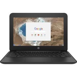 HP Chromebook 11 G5, Intel Celeron N3060, 11.6 HD BV LED UWVA, UMA, 4GB DDR3 RAM, 32GB eMMC, BT, 3C Battery, 1yr Warranty.