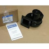 Fasco 50752-D230 Blower Motor 135 CFM, 3000 RPM, 208-230V, 0.67 amps