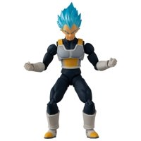 "Dragon Ball Super Evolve - Super Saiyan Blue Vegeta 5"" Action Figure"
