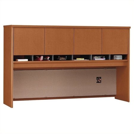 Auburn Maple Collection (Scranton & Co 72W Hutch (4 Door) in Auburn Maple )