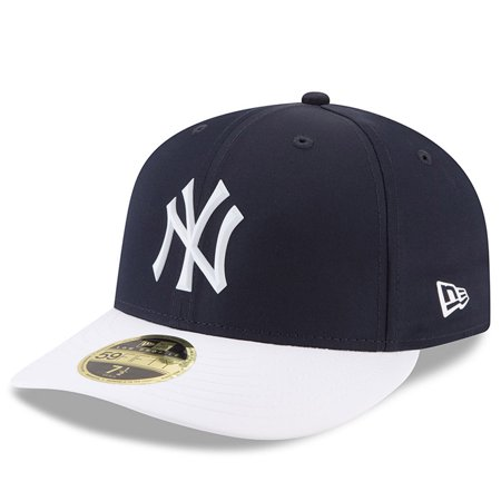 New York Yankees New Era 2018 On-Field Prolight Batting Practice Low Profile 59FIFTY Fitted Hat - Navy/White