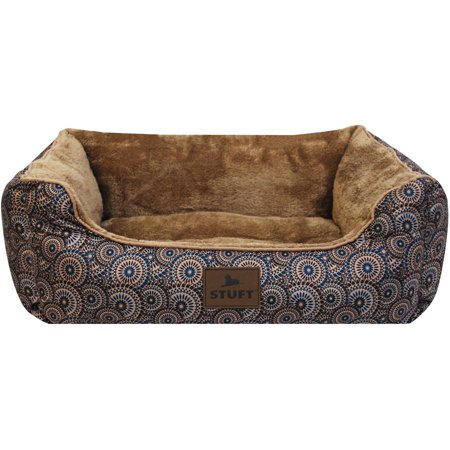 Vibrant Life Rectangle Cuddler Pet Bed Small 19 Quot Color