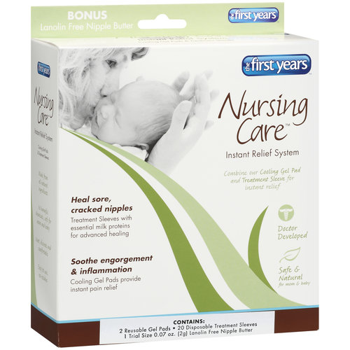 The First Years Nursing Care Instant Relief System, 1ct