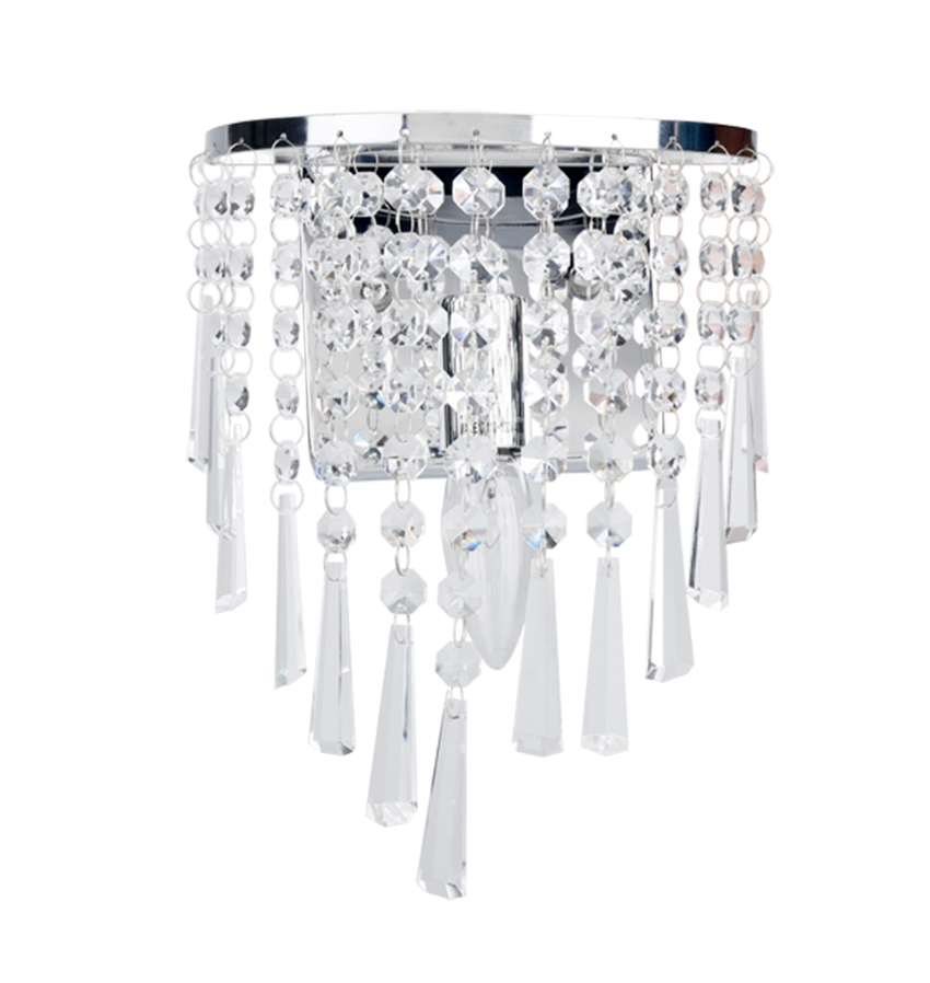 Fashion Home Decoration Modern Wall Chandelier Crystal Wall Lamp Wall Light Wall Sconce BTC by
