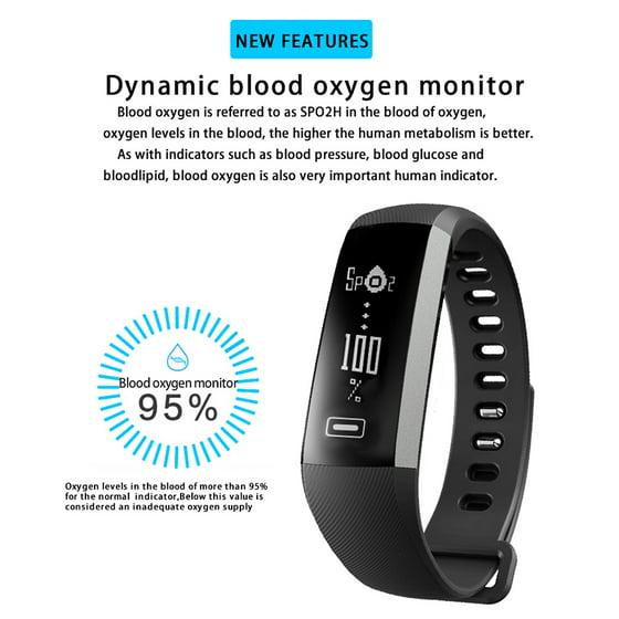 Read - READ R5 PRO Smart Wrist Multifunctional Bt 4 0 Sports