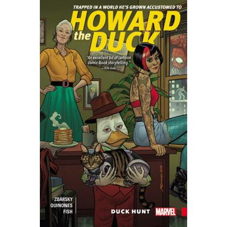 Howard the Duck Vol. 1 : Duck Hunt (Duck Hunt With Zapper)