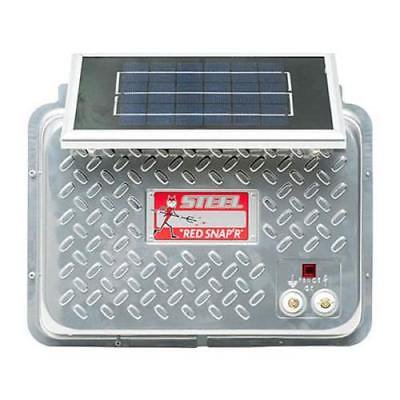ESP6V-RSS Zareba Red Snap'r Steel Solar Fence