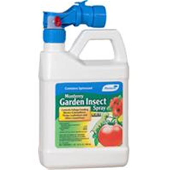 Lawn and Garden Products LG 6133 Monterey Garden Insect Spray RTU, 32 oz.