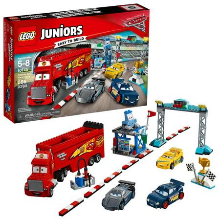 Plate Jr Race Skis - LEGO Juniors Florida 500 Final Race 10745 (266 Pieces)