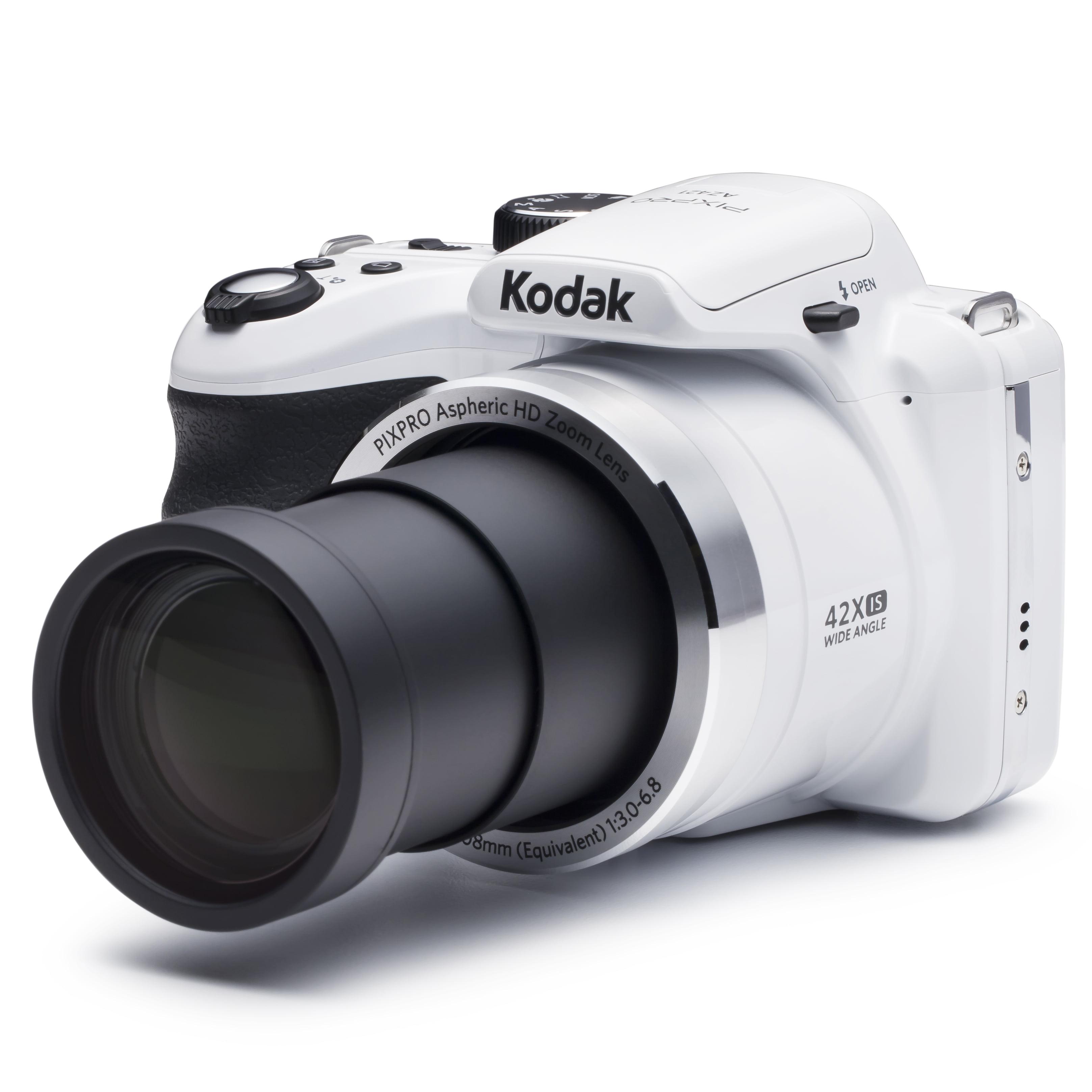 KODAK PIXPRO AZ421 Bridge Digital Camera - 16MP 42X Optical