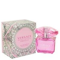 Versace Bright Crystal Absolu Eau De Parfum Spray for Women 3 oz