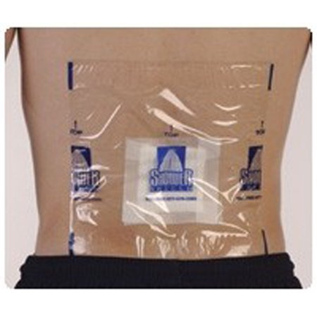 "Shower Shield Wound Dressing 10"" x 12"", Latex-free-Pack of 7"