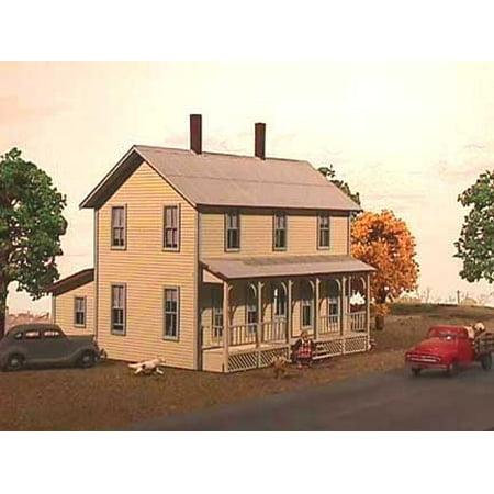 HO 2-Story Farm House ()