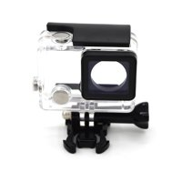 Diving Transparent Waterproof Safe Protective Shell Case for Gopro HERO 4/3+/3 Camera Accessories