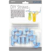 Barbuzzo Diy Straws 21 Piece Set