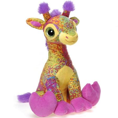 Fiesta   Scribbleez 12 Inch Giraffe Plush