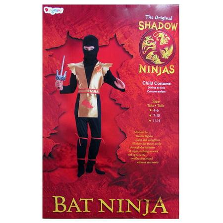 Disguise Boys 'Bat Ninjas' Halloween Costume for $<!---->