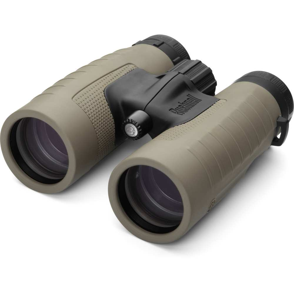 Bushnell 220142 NatureView 10x 42mm Roof Prism Binoculars by Bushnell Outdoor Products