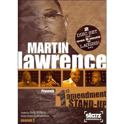 Martin Lawrence Presents: First Amendment Stand-up - Season 2 (Full Frame)
